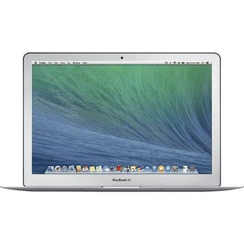 "Apple® – MacBook Air® (Latest Model) – 13.3"" Display – Intel Core i5 – 4GB Memory – 128GB Flash…"