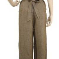 MAXSTUDIO DELAV&amp;#xC9; LINEN JUMPSUIT