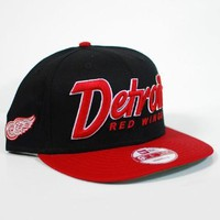 Detroit Red Wings New Era Snapitback Snapback Adjustable Hat