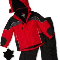 Rothschild Boys 2-7 Toddler Boy Snowboard Style Snowsuit