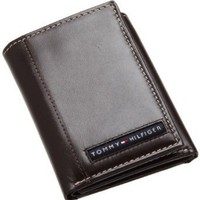 Tommy Hilfiger Mens Cambridge Trifold Wallet