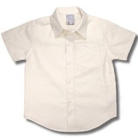 Toddler Boys `LOGAN` Classic Linen Shirt