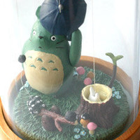 Strapya World : Studio Ghibli Music Box (My Neighbor Totoro)