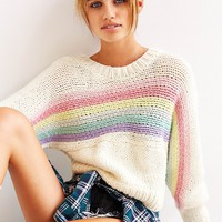 UNIF Somewhere Sweater - Urban Outfitters