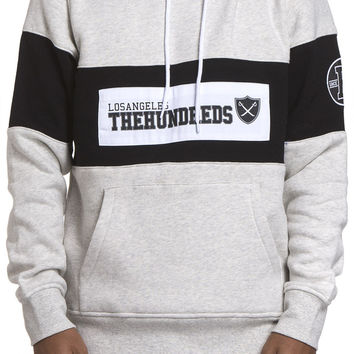 SHOP THE HUNDREDS  The Hundreds Base pullover hooded sweatshirt