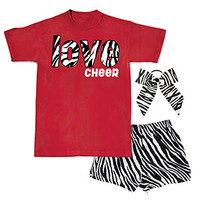 Zebra Love Campwear Package