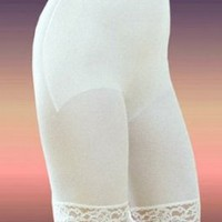 Rago Shapewear High-Waist Long Leg Pantie Girdle Style 518