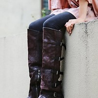 A. S. 98. Womens Tatum Over the Knee Boot