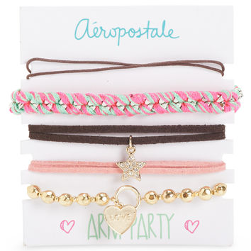 Arm Party Bracelet 5-Pack