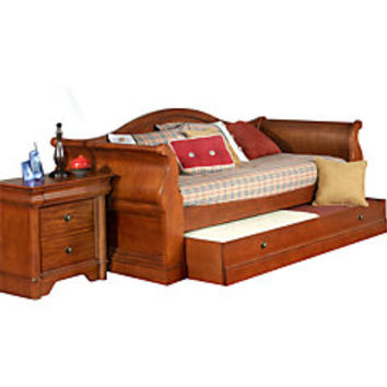 Oberon Cherry6 Pc Daybed Bedroom