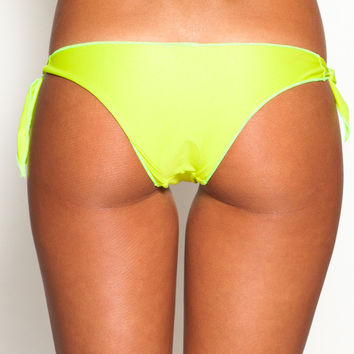 Sage Bottom, Salt Swimwear | THE BIKINI FOX