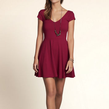 Warner Springs Skater Dress