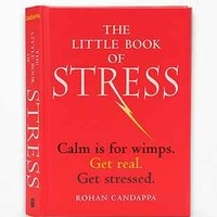 The Little Book Of Stress By Rohan Candappa - Urban Outfitters