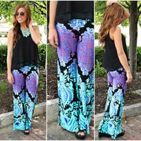 Maiden of the Sea Palazzo Pants