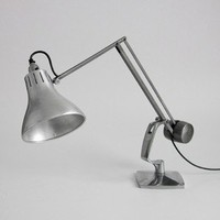 SkinFlint Design Vintage desk lamp by 'Horstmann.' C - Table Lamps - Modenus Catalog