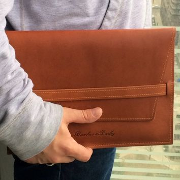 Whisky Brown iPad Sleeve