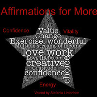 Affirmations for More Confidence, Vitality and Energy: MP3, Audio,vitality, energy, positive affirmations, meditation, self improvement