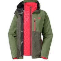 The North Face Women's Jackets & Vests 3-in-1 Jackets WOMEN'S THERMOBALL™ TRICLIMATE® JACKET