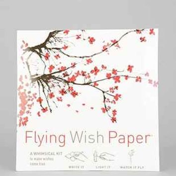 Flying Wish Paper DIY Kit  Urban Outfitters