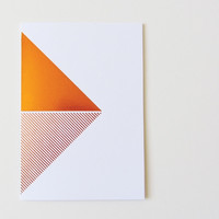 Copper Foil and White Notebook