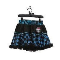 Monster High Blue Sequence Petti