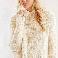 Kimchi Blue Favorite Boucle Sweater - Urban Outfitters
