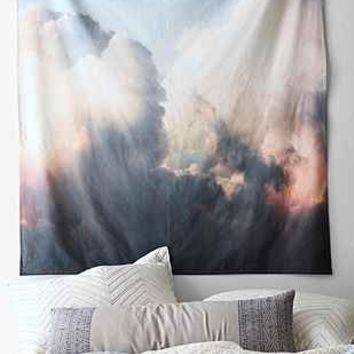 Debbie Carlos Clouds Tapestry  Urban Outfitters