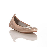 Yosi Samra Samara Patent Leather Ballet Flats Shoes YS PT at BareNecessities.com