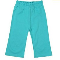 Zutano Primary Solid Pant, Pool