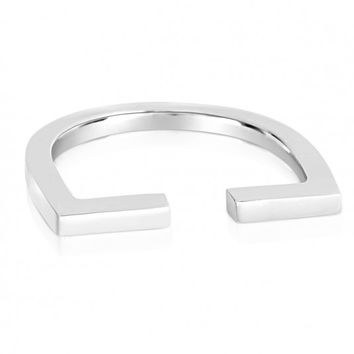 Lyon Fine Jewelry, Octavia Equality Ring Silver