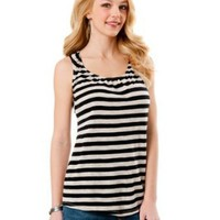 Motherhood Maternity: Sleeveless Pull Down Nursing Tank