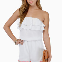 Sweet Thrills Romper $44
