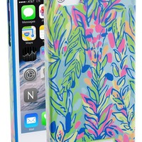 Lilly Pulitzer 'The Hot Spot' iPhone 5 & 5s Case