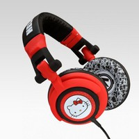 Hello Kitty x Aerial7 Tank Headphones