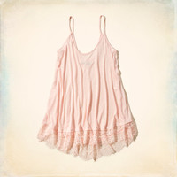 Hollister + Lucy Hale Lacy Tank