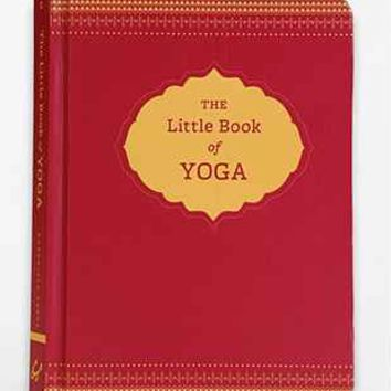 The Little Book Of Yoga By Nora Isaacs  Urban Outfitters