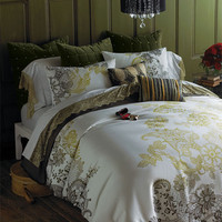 Blissliving Home 'Evita' 300 Thread Count Duvet Set
