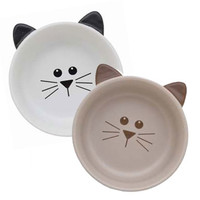 Fluffy Cat Face Bowls