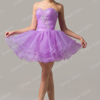 ~Sweet~Women Formal Homecoming Prom Gown Cocktail Short Party Evening Mini Dress