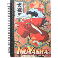 InuYasha Team Spiral Notebook