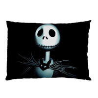 Jack Skellington Pillow Cases (set of 2)