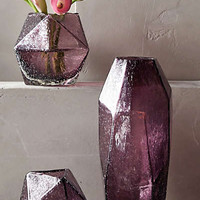 Faceted Gem Vase