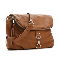 POVERTY FLATS by rian Tunnel Shoulder Bag