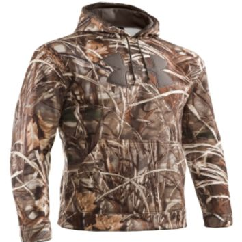 Under Armour Camo Big Logo Hoodie  Prior Year  Dickx27s