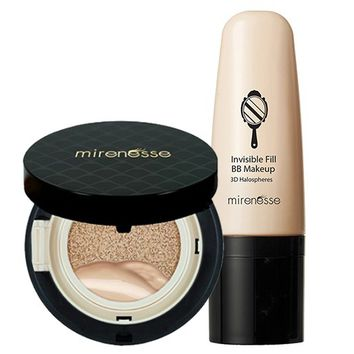 *SP Supreme Siren Invisible Fill Cushion Compact Duo - Mirenesse