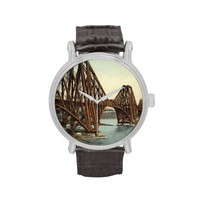 Wrist Watch - Forth Bridge, Scotland