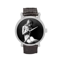 Wrist Watch - Nude Girl