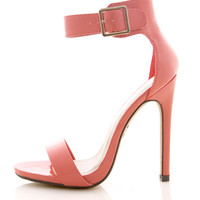 Vanity Strap Heels | Cute Heels at Pink Ice