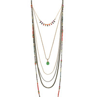 Assorted Beaded Necklace Pack