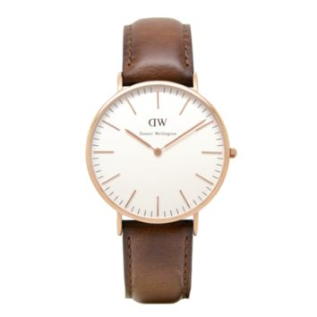 Daniel Wellington Watch - Classic St Andrews Man - Rose Gold
